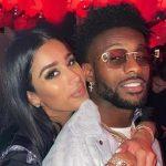Emmanuel Sanders and his girlfriend Gabriella Waheed