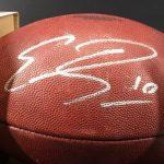 Emmanuel Sanders signature