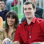 Goran Dragic with wife Maja Dragic image