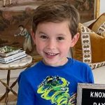 JJ Redick son Knox Redick