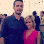 JJ Redick with his wife Chelsea Kilgore