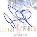 Jamal Crawford signature