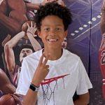 Jamal Crawford' son JJ Crawford