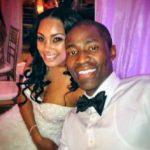 Jamal Crawford with wife Tori Lucas image