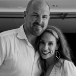 Jason Witten and his wife Michelle Witten
