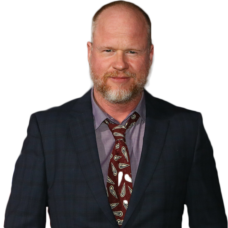 Joss Whedon transparent background png image