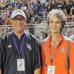 Keenan Allen's father Keith Allen and mother Dorie Maynard-Lang