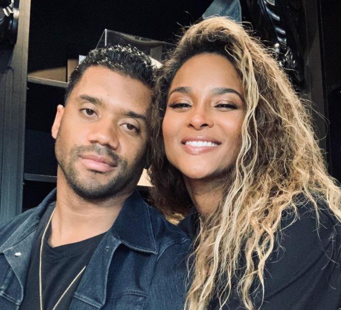 Ciara & Husband Russell Wilson made the 2019 Hollywood