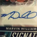 marvin Williams signature