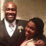 rodney hudson and his girlfriend Amber Bryant