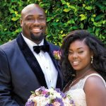 rodney hudson and his wife Amber Bryant