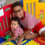Amber Rose's sons