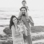 Anthony rendon with his wife and daughters