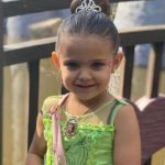 Brandon Crawford daughter Jaydyn April Crawford