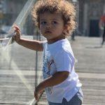 Evan Fournier son Elias Fournier