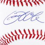 Gerrit Cole signature