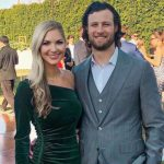 Gerrit Cole with wife Amy Cole