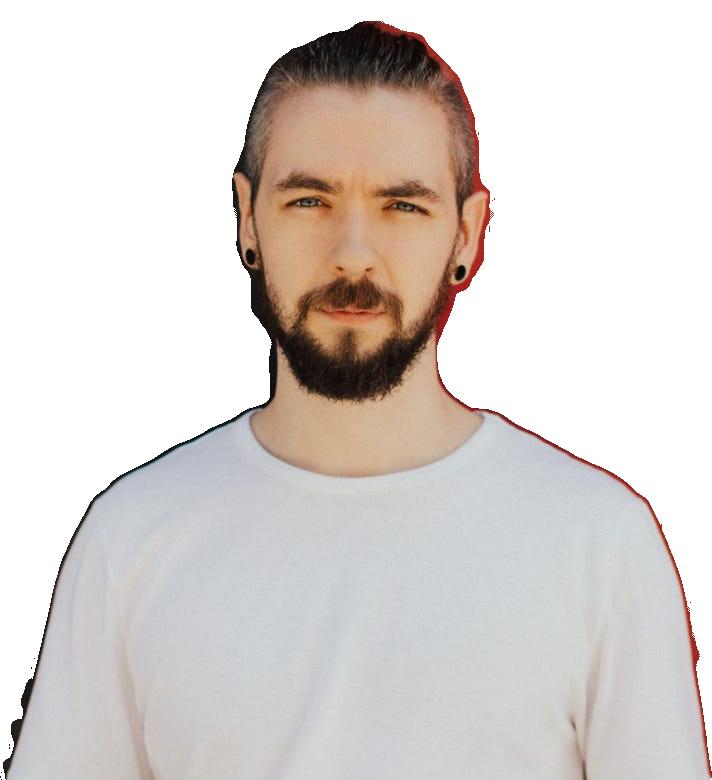 Jacksepticeye transparent background png image