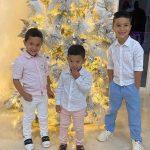Jean Segura kids