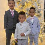 Jean Segura's sons