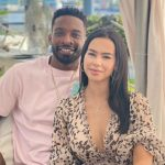 Jeff Green with his wife Stephanie Green
