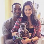 Jeff Green with his wife Stephanie Green image