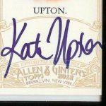 Kate Upton signature