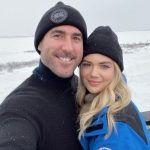 Kate Upton with his husband Justin Verlander