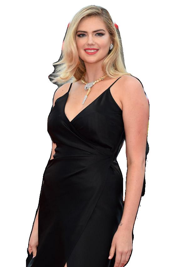Kate Upton transparent background png image