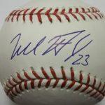 Michael Brantley signature