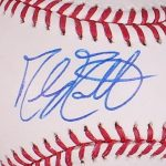 Mike Moustakas signature