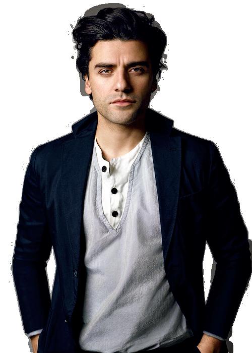 Oscar Isaac transparent background png image