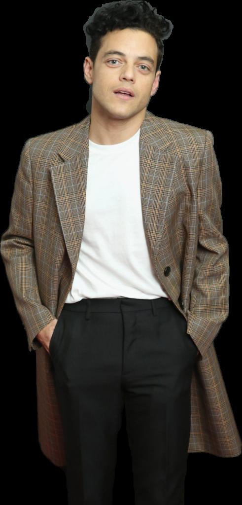 Rami Malek transparent background png image