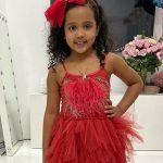 Starlin castro's daughter Scarlett Castro