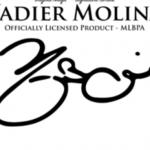 Yadier Molina signature