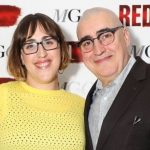 Alfred Molina with daughter Rachel Molina