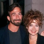 Annie Potts with her husband James Hayman