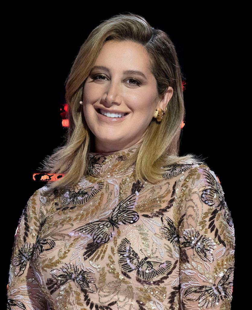 Ashley Tisdale transparent background png image