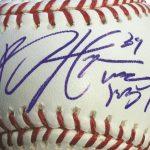 Bryce Harper signature