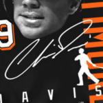 Chris Davis signature