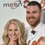 Chris Davis with his wife Jill Davis