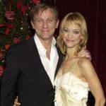 Daniel Craig with ex-girlfriend Heike Makatsch