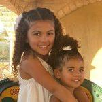 Dexter Fowler's daughters
