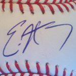 Eric Hosmer signature