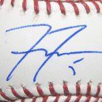 Freddie Freeman signature