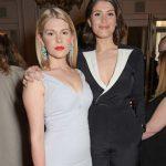 Gemma Arterton with sister Hannah Jane Arterton