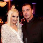 Gwen Stefani with ex-husband Gavin Rossdale