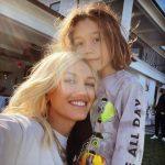 Gwen Stefani with her son Apollo Bowie Flynn Rossdale