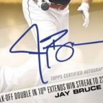 Jay Bruce signature