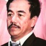 Joe Taslim's father Mardjuki Taslim